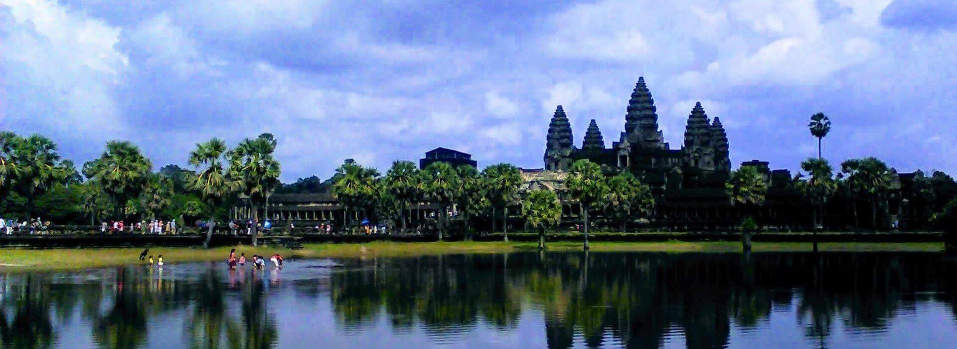 Visiter Angkor en live avec guide français